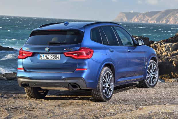2018 BMW X3: New Car Review featured image large thumb5