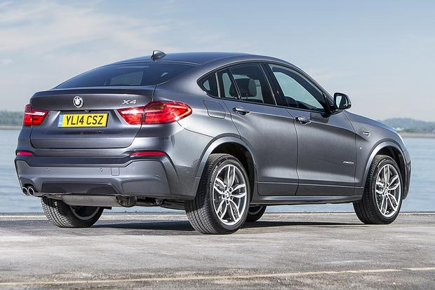 2016 Bmw X4 New Car Review Autotrader