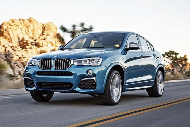 2017 BMW X4: New Car Review featured image large thumb1
