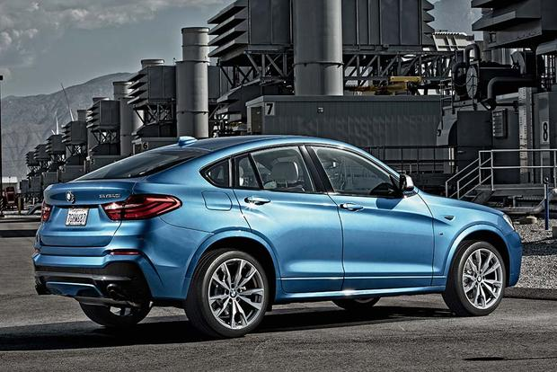 2017 BMW X4: New Car Review featured image large thumb2