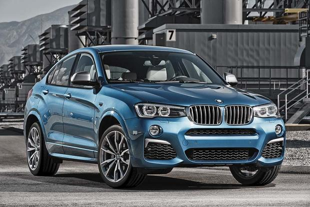 2017 BMW X4 New Car Review