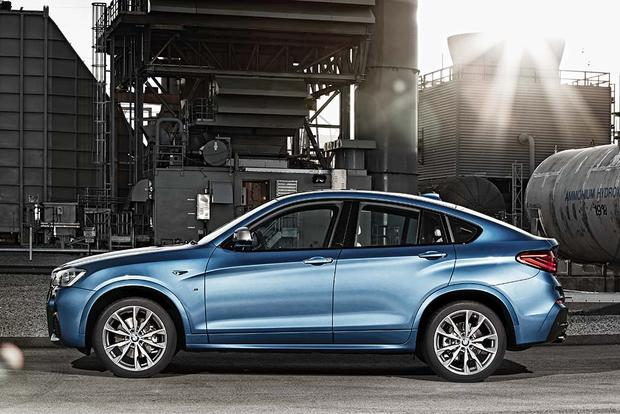 2017 BMW X4: New Car Review featured image large thumb3