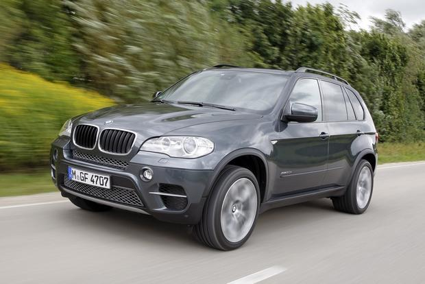 2012 BMW X5: New Car Review