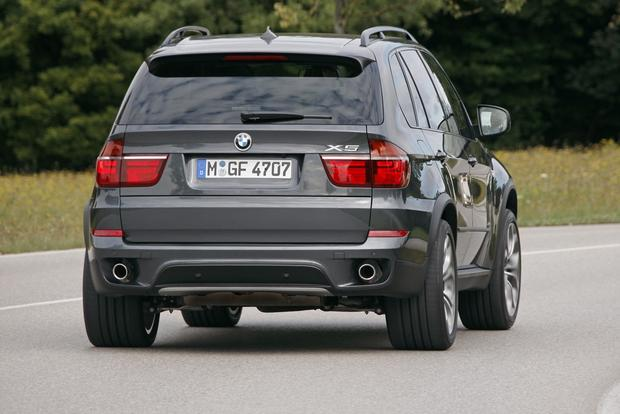 2012 bmw x5m review