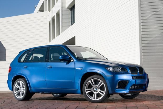 2013 BMW X5 M: New Car Review