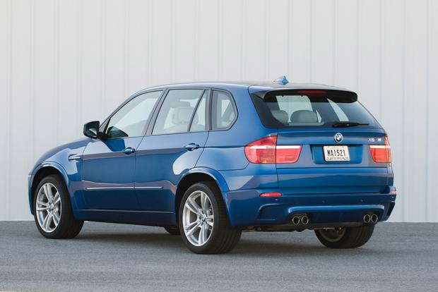 2013 BMW X5 M: New Car Review featured image large thumb3