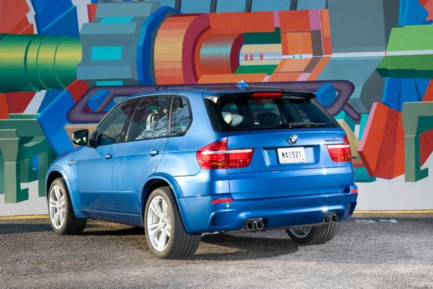 2013 BMW X5 M: New Car Review featured image large thumb4
