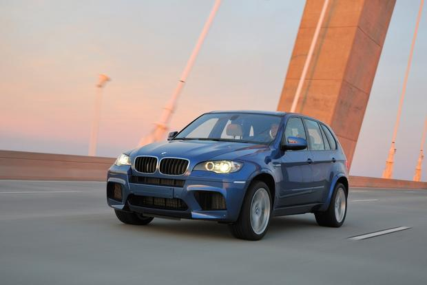 2013 BMW X5 M: New Car Review featured image large thumb6
