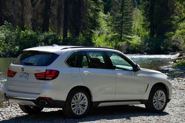 2014 BMW X5: New Car Review featured image large thumb1