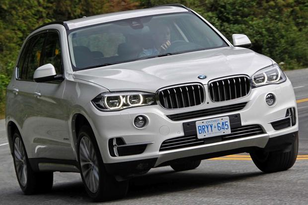 2014 BMW X5: New Car Review featured image large thumb4