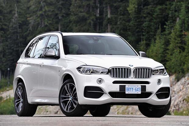 2016 BMW X5: New Car Review featured image large thumb0