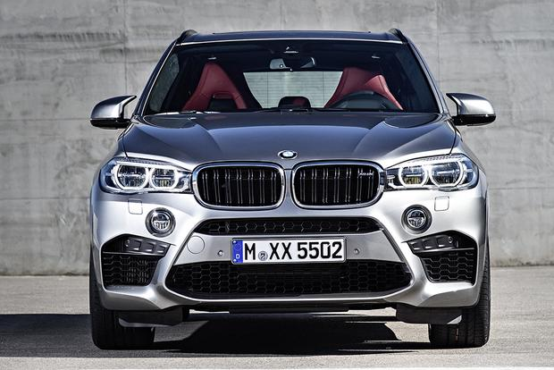 2016 BMW X5 M: New Car Review