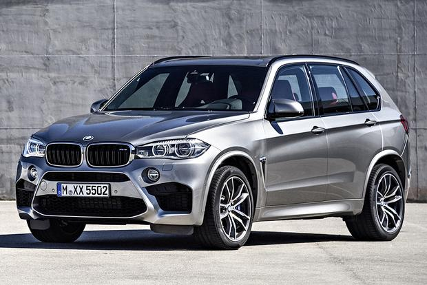 2016 BMW X5 M: New Car Review featured image large thumb6