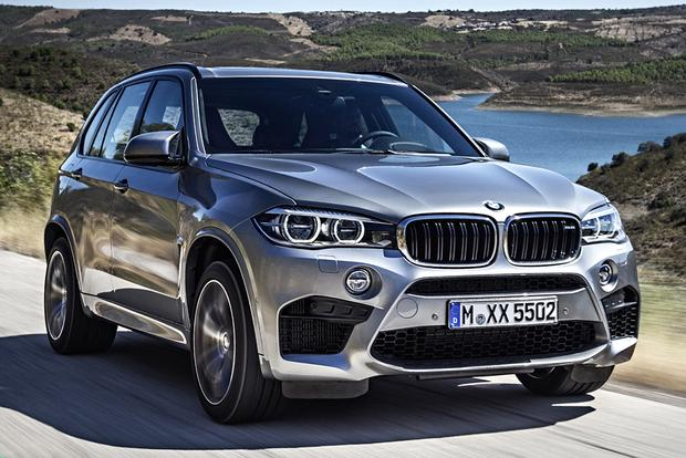 2016 BMW X5 M: New Car Review featured image large thumb1