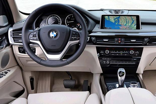 2016 BMW X5 Vs Mercedes Benz GLE Which Is Better Featured