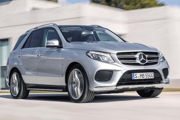 2016 BMW X5 vs. 2016 Mercedes-Benz GLE: Which is Better?