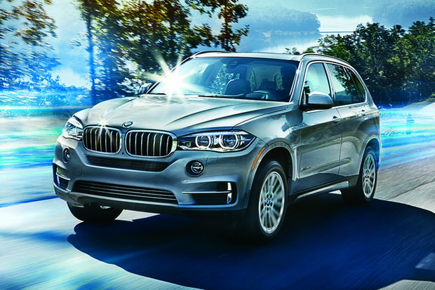 2017 BMW X5: New Car Review