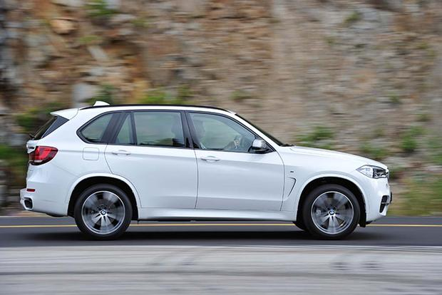 2017 BMW X5: New Car Review featured image large thumb3