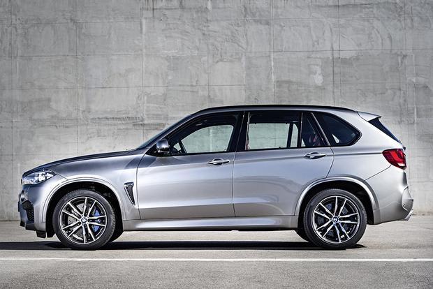 2017 BMW X5 M: New Car Review featured image large thumb3
