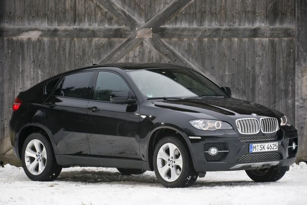 2012 BMW X6: New Car Review