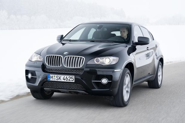 2013 BMW X6: New Car Review featured image large thumb4
