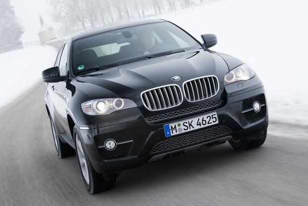 2012 BMW X6: New Car Review featured image large thumb5