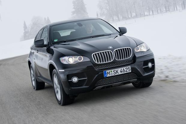 2012 BMW X6: New Car Review featured image large thumb6