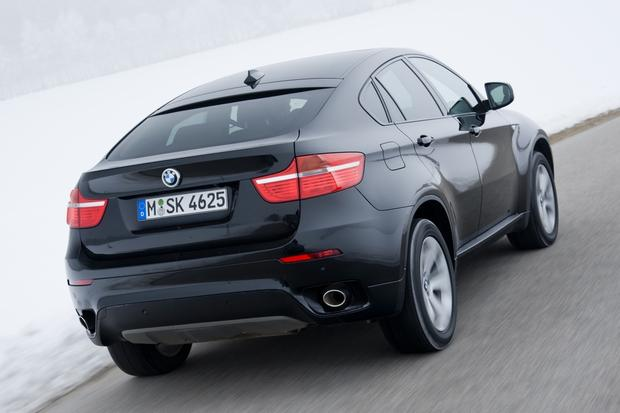 2012 BMW X6: New Car Review featured image large thumb7
