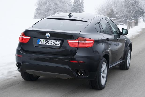 2013 BMW X6: New Car Review featured image large thumb8