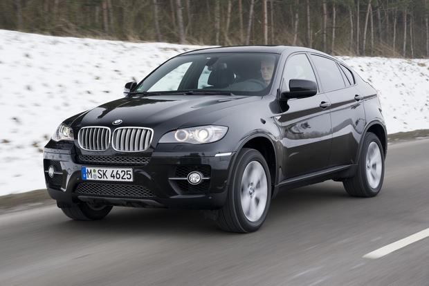 2012 BMW X6: New Car Review featured image large thumb9