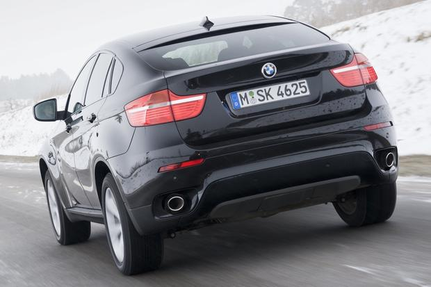 2013 BMW X6: New Car Review featured image large thumb10
