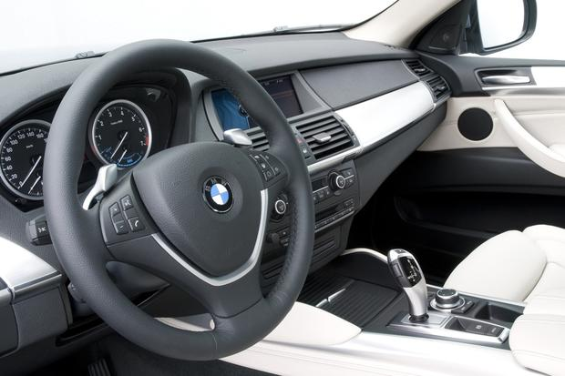 2012 BMW X6: New Car Review featured image large thumb11