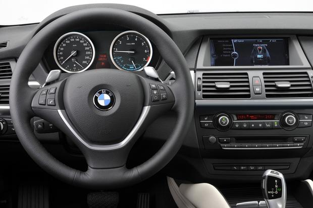 2012 BMW X6: New Car Review featured image large thumb12