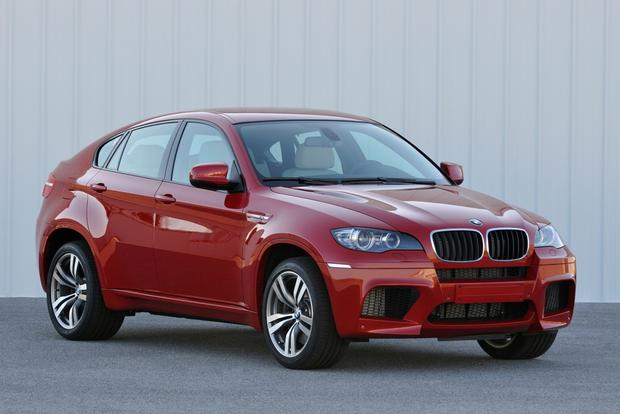2013 bmw x6 m new car review autotrader. Black Bedroom Furniture Sets. Home Design Ideas