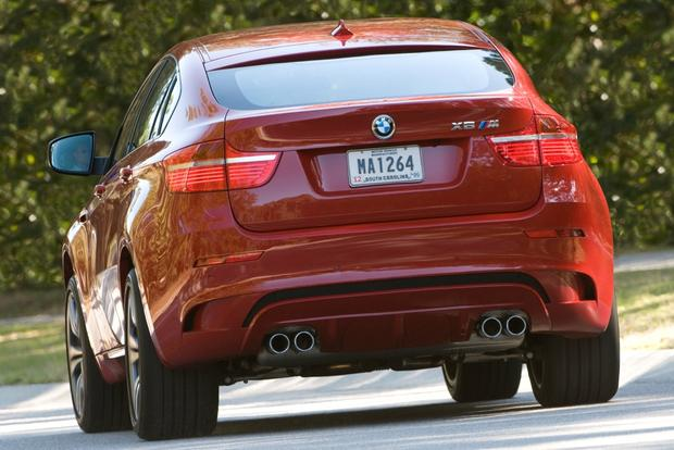 2013 BMW X6 M: New Car Review featured image large thumb4