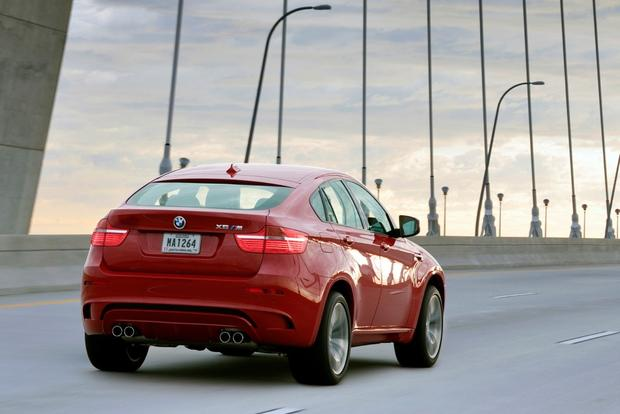 2013 BMW X6 M: New Car Review featured image large thumb7