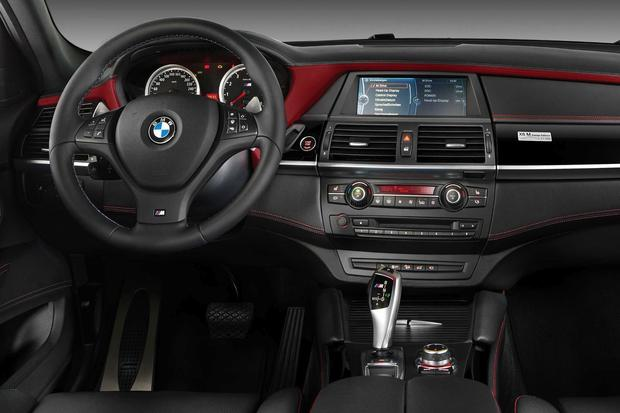 2014 BMW X6 M: New Car Review featured image large thumb1