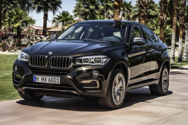 BMW X New Car Review Autotrader - All new bmw cars