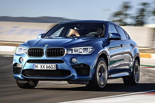 2015 BMW X6 M: New Car Review featured image large thumb0