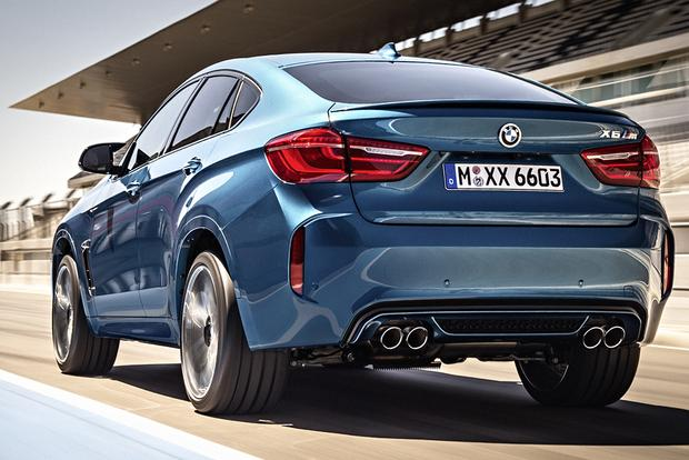 2015 BMW X6 M: New Car Review featured image large thumb1