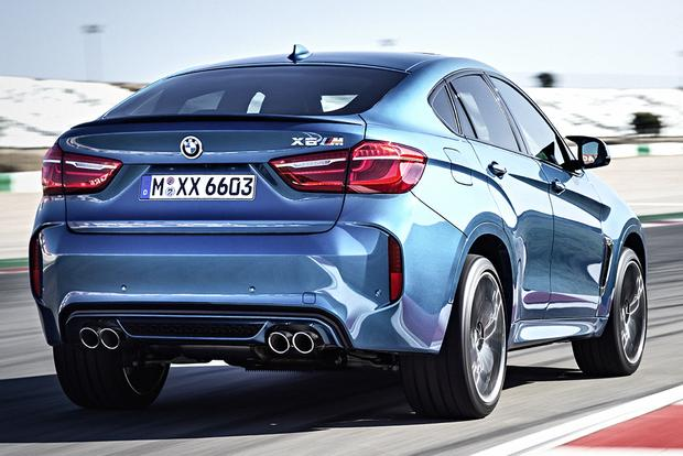 2015 BMW X6 M: New Car Review - Autotrader