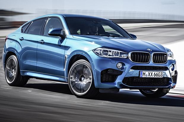 2016 Bmw X6 M New Car Review Autotrader