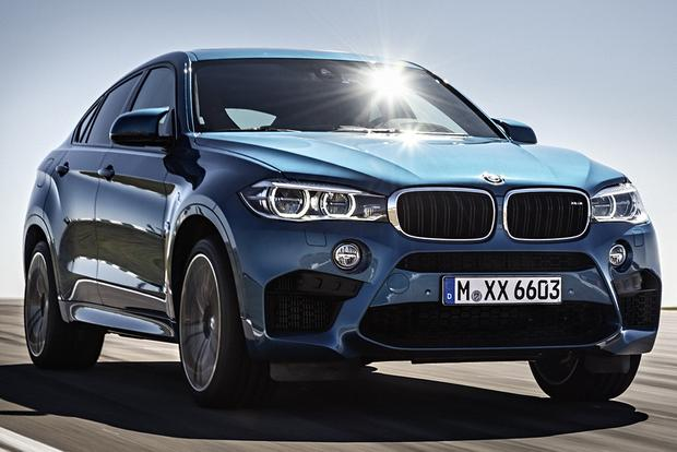 2016 BMW X6 M: New Car Review