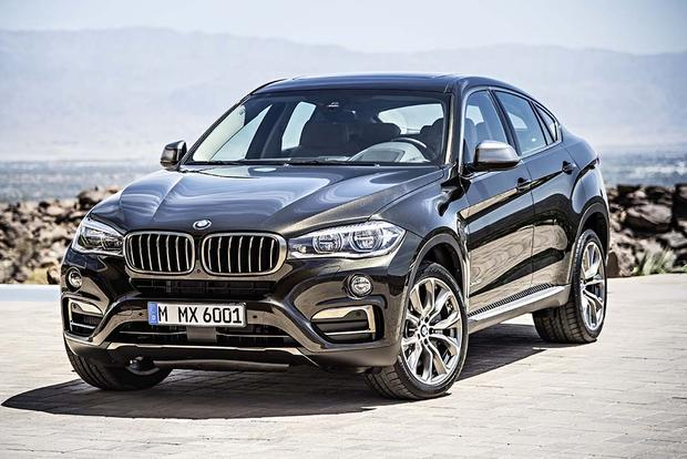 2017 BMW X6: New Car Review featured image large thumb5