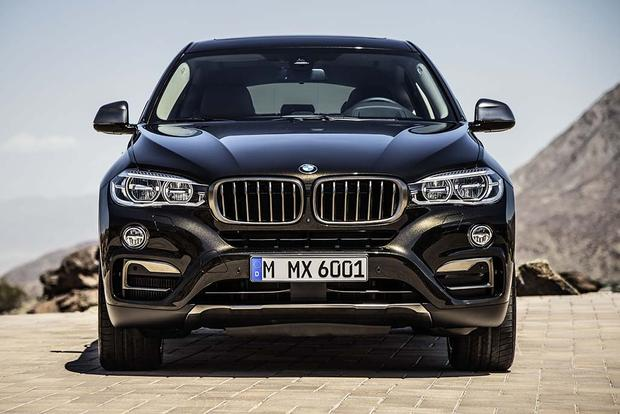 2017 Bmw X6 New Car Review Autotrader