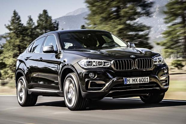 2017 BMW X6: New Car Review featured image large thumb1