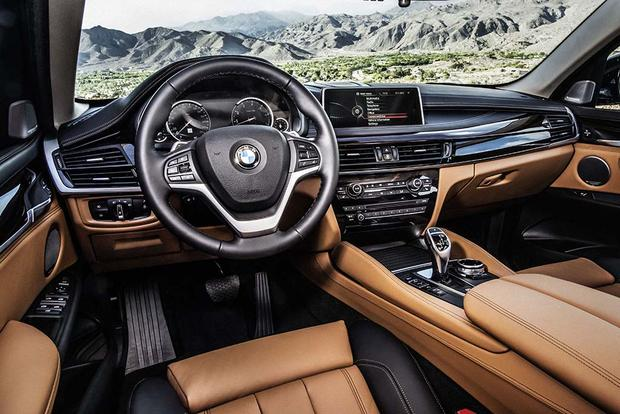 Delightful 2018 BMW X6: New Car Review Featured Image Large Thumb5