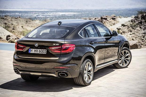 2018 BMW X6: New Car Review Featured Image Large Thumb6