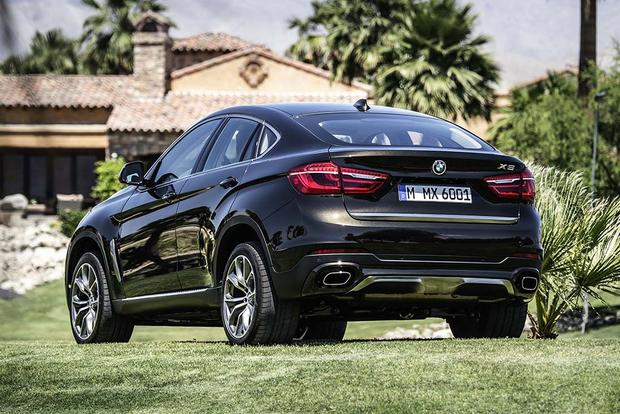 2018 Bmw X6 New Car Review Autotrader