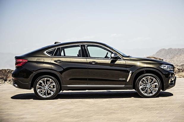 2018 BMW X6: New Car Review Featured Image Large Thumb2